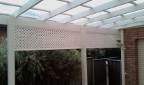 A20 diagonal Lattice top screen Primrose