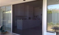Phantom Executive retractable screen