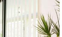Vertical 127mmDawn Warm White Slimline headtrack